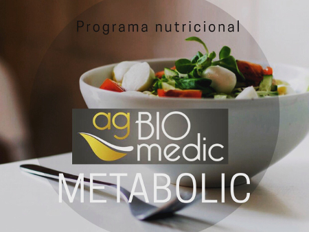 Programa AG BIOMEDIC PRM Metabolic