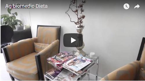 AG BIOMEDIC - Dieta